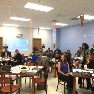 Briefing Participants