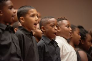 The Rhodes School Choir
