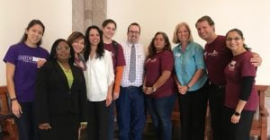 Charter Parents and School Leaders at the Texas Capitol