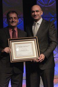 Chris Busse and Dr. Soner Tarim