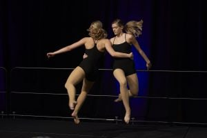 Student dance performance by Fort Wort Fine Arts Academy